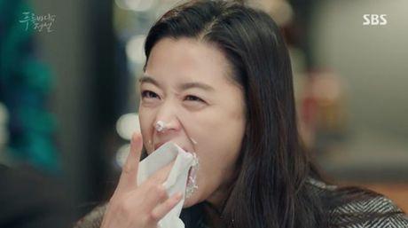 Huyen thoai bien xanh tap 4: Gai xinh than mat Lee Min Ho, Jun Ji Hyun dien tiet - Anh 16