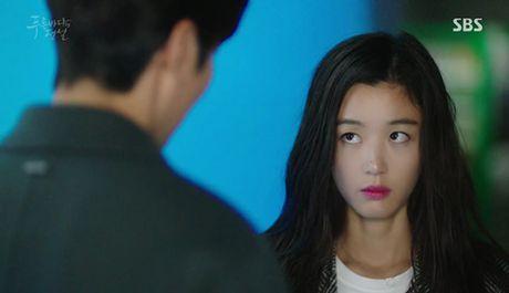 Huyen thoai bien xanh tap 4: Gai xinh than mat Lee Min Ho, Jun Ji Hyun dien tiet - Anh 1