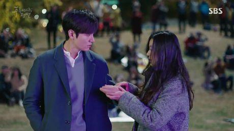 Huyen thoai bien xanh tap 4: Gai xinh than mat Lee Min Ho, Jun Ji Hyun dien tiet - Anh 5