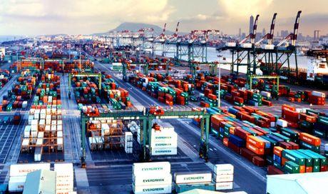 Logistics VN dung hang 64/160 nuoc, tut 16 hang - Anh 1
