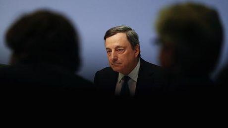 ECB canh bao rui ro toan cau dang tang - Anh 1