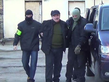 Ukraine bac cao buoc cua Nga ve gian diep o Crimea - Anh 1