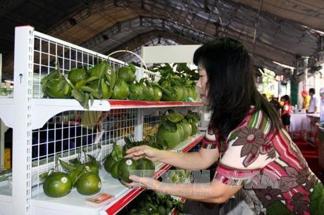 Hon 1.000 doanh nghiep tham gia ket noi cung - cau hang hoa - Anh 1