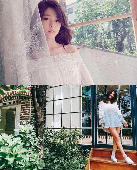 Sao Han 25/11: Tae Yeon mat nhon khac la, Hyun Ah khoe co bung so 11 - Anh 7