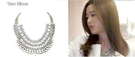 Nu trang dang cap cua Jun Ji Hyun trong 2 phim hot - Anh 11