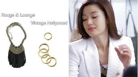 Nu trang dang cap cua Jun Ji Hyun trong 2 phim hot - Anh 6