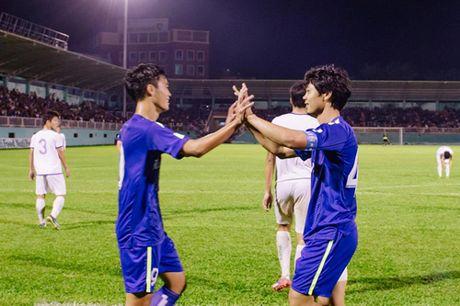 Tin HOT toi 25/11: Cong Phuong, Tuan Anh co the lo SEA Games 2017 - Anh 1