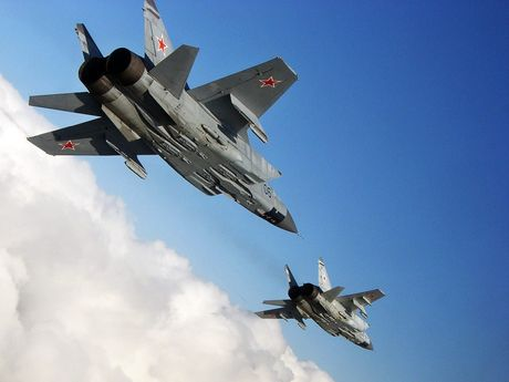 'Ma toc do' tiem kich danh chan MiG-31BM van chua co doi thu? - Anh 2