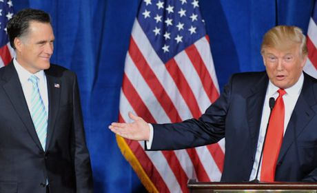 Tin the gioi cuoi ngay: Donald Trump 'thay doi bat ngo' tu khi dac cu - Anh 2
