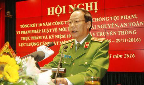 10 nam ghi dau an chien cong cua luc luong Canh sat moi truong - Anh 1