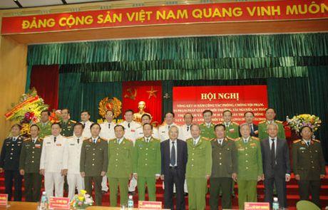 10 nam ghi dau an chien cong cua luc luong Canh sat moi truong - Anh 2