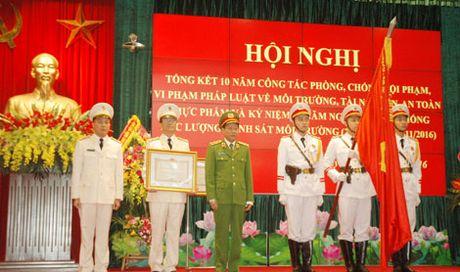 10 nam ghi dau an chien cong cua luc luong Canh sat moi truong - Anh 5