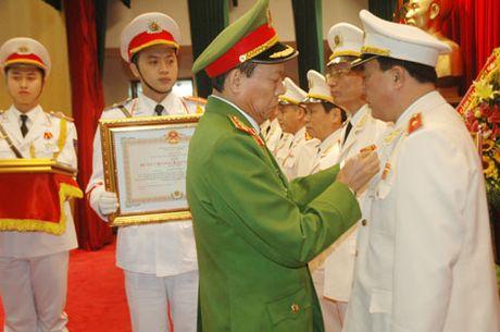10 nam ghi dau an chien cong cua luc luong Canh sat moi truong - Anh 6