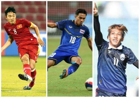 SAO tre AFF Cup: Xuan Truong, Messi Thai, CR7 Campuchia, ai la so 1? - Anh 1