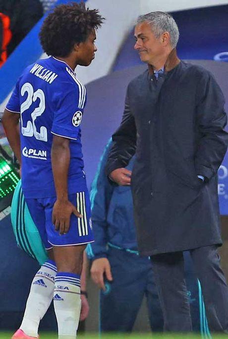 MU: Muon tai ngo tro cu, Mourinho vung 40 trieu bang - Anh 1