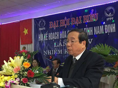 Dai hoi V Hoi KHHGD Nam Dinh: Tiep tuc nang cao chat luong, hieu qua - Anh 3