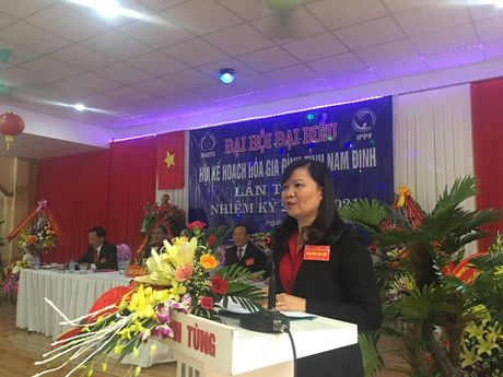 Dai hoi V Hoi KHHGD Nam Dinh: Tiep tuc nang cao chat luong, hieu qua - Anh 4