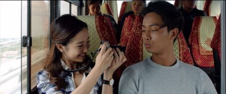 Huong Tram lay nuoc mat khan gia trong 'Cho em gan anh them chut nua' - Anh 3