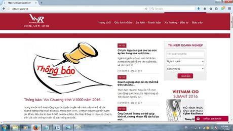 'Muon danh' Tong cuc Thue to chuc xep hang doanh nghiep - Anh 1