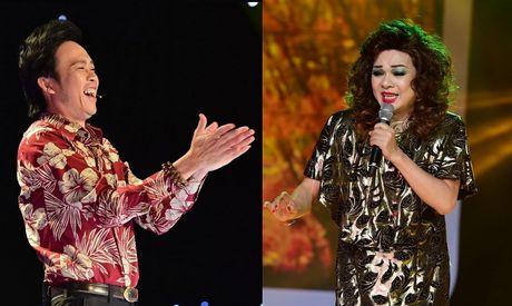 Guong mat than quen nhi: 'Phien ban' Siu Black khien Hoai Linh noi da ga - Anh 1