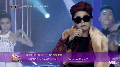 Guong mat than quen nhi: 'Phien ban' Siu Black khien Hoai Linh noi da ga - Anh 6
