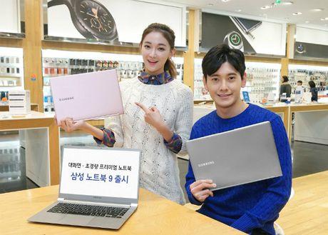 Samsung can nhac ban lai mang PC - Anh 1