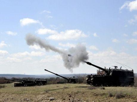 Ankara tan cong don dap vao vi tri quan doi Syria o Lattakia - Anh 1