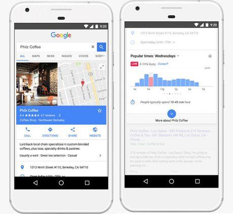Google Maps them tinh nang ho tro Black Friday - Anh 1