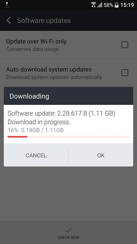 HTC 10 chinh thuc nhan cap nhat Android 7.0 Nougat - Anh 3