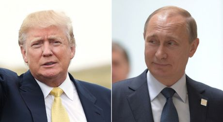 Donald Trump som thao ke hoach cung Nga giai quyet khung hoang Syria - Anh 1