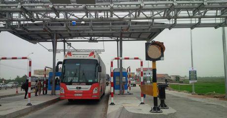 Phi duong bo thu qua cac tram BOT da dat khoang 1 ty USD nam 2016 - Anh 1