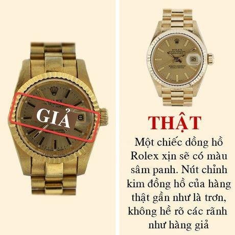 9 cach phan biet hang fake mot cach sanh soi - Anh 1