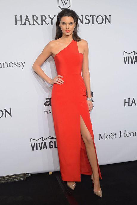 Kendall Jenner: Tu cai bong cua Kim Kardashian den 'nu hoang catwalk' - Anh 12