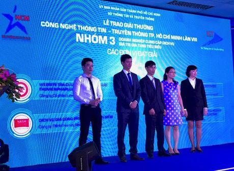 ICT Awards 2016: Huong toi xay dung do thi thong minh - Anh 1