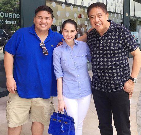 Kho tui Hermes do so cua 'my nhan dep nhat Philippines' - Anh 7