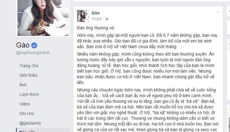 Nha van gao: Dan ong co tot, phu nu moi yeu! - Anh 1