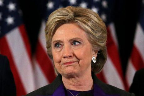 Vi sao ba Clinton nen de nghi kiem lai phieu? - Anh 1