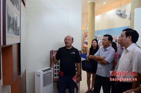 Doan cong tac tinh Nghe An dang huong Chu tich Ho Chi Minh tai Udonthani - Thai Lan - Anh 4