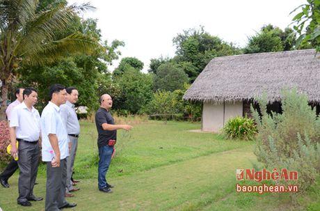 Doan cong tac tinh Nghe An dang huong Chu tich Ho Chi Minh tai Udonthani - Thai Lan - Anh 7