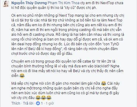 Sau khi BeU phan phao, chan dai Viet 'dai chien' day tho tuc tren Facebook - Anh 3