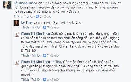 Sau khi BeU phan phao, chan dai Viet 'dai chien' day tho tuc tren Facebook - Anh 5
