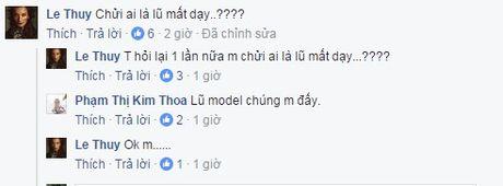 Sau khi BeU phan phao, chan dai Viet 'dai chien' day tho tuc tren Facebook - Anh 6