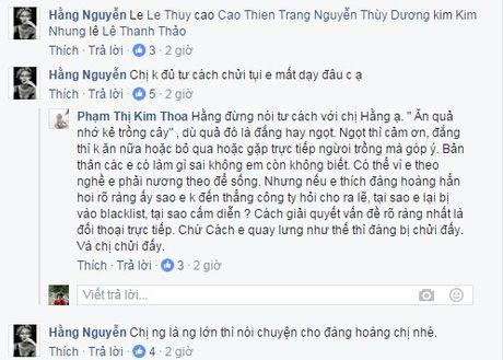 Sau khi BeU phan phao, chan dai Viet 'dai chien' day tho tuc tren Facebook - Anh 8