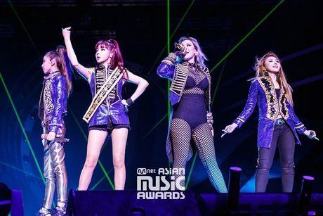 2NE1 thuc chat da tan ra tu thang 5/2016 nhung YG 'em nhem' va doi tra? - Anh 1