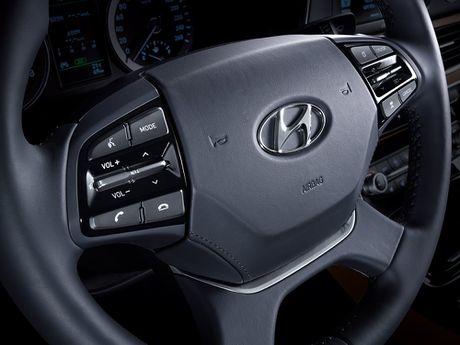 Hyundai tan cong phan khuc sedan cao cap bang Azera moi - Anh 11