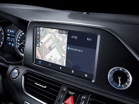 Hyundai tan cong phan khuc sedan cao cap bang Azera moi - Anh 12