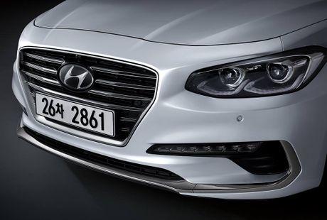 Hyundai tan cong phan khuc sedan cao cap bang Azera moi - Anh 13