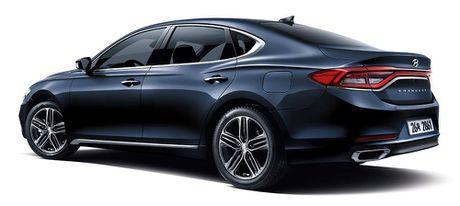Hyundai tan cong phan khuc sedan cao cap bang Azera moi - Anh 4
