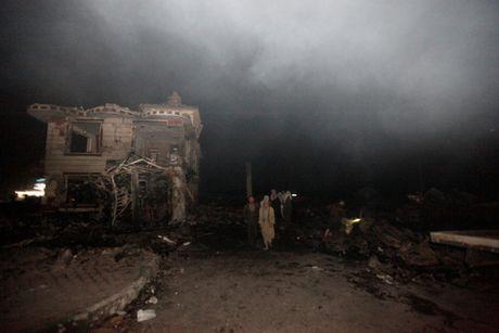 IS danh bom lieu chet o Iraq, 100 nguoi thiet mang - Anh 4