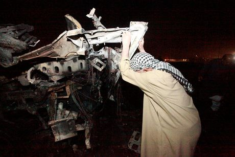 IS danh bom lieu chet o Iraq, 100 nguoi thiet mang - Anh 6